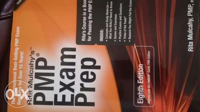 PMP Exam Prep Book By Rita M