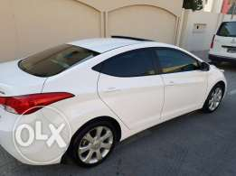 Hyundai Elantra 2013, 1.8 excellent condition like new