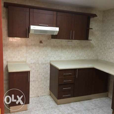 Semi Furnished 3-BR Clean Apartment in AL Sadd