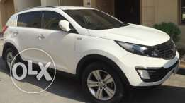 Sportage mod. 2011 moved 174000 all service in Agency ، license still till 5/2017