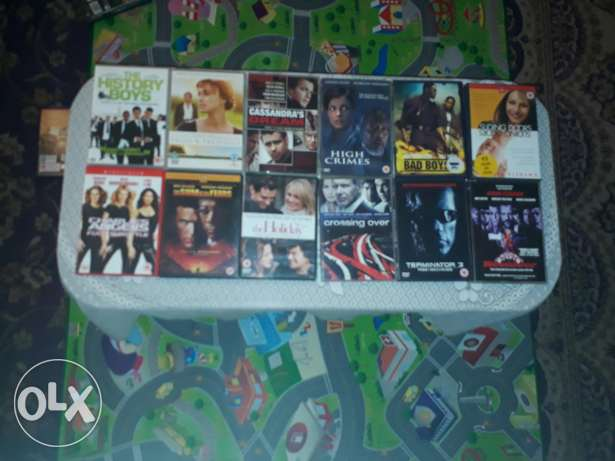 DVD LG and 28 CD