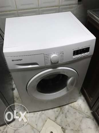 washing machine sharp 7 kg