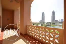 Semi Furnished 1 Bedroom Apartment at Porto Arabia