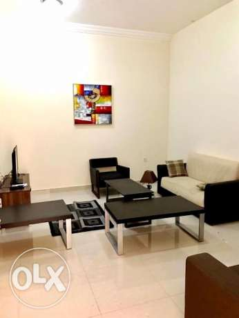beautiful 1 bedroom fully furnished villa apartment in Gharaffa