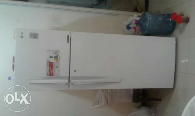 L.G fridge in mint condition Fully working