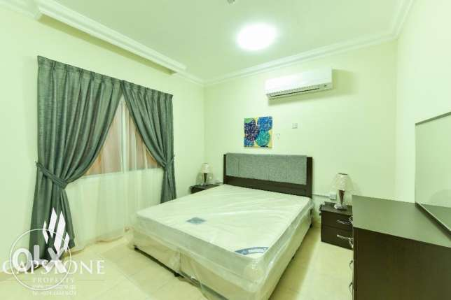 Fully-furnished 2-Bedroom Apartment in Al Sadd