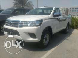 toyota hilux 2016 single cap