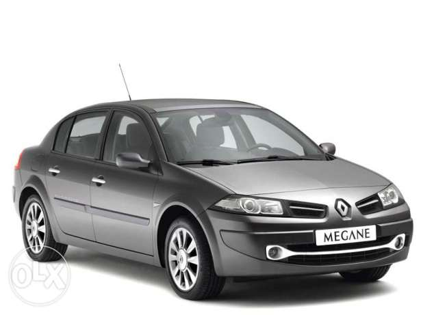 Renault Megane 2009 for Sale - QAR.6,000