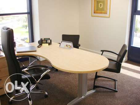 Qatar furnished office spaces