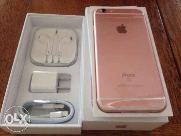 NEW iPhone 6S PLUS 16GB ROSE GOLD for sale