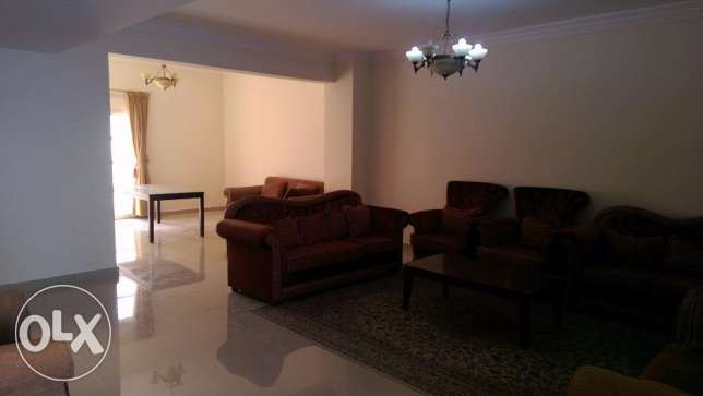villa for rent in ain khalid Fully furnish 4bhk
