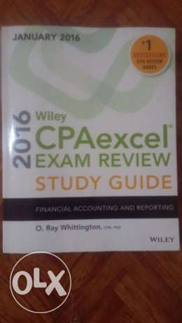 Brand new CPA Book for Sale Financial Accounting & Reporting (FAR)