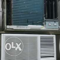 Look like good condition window Ac sale