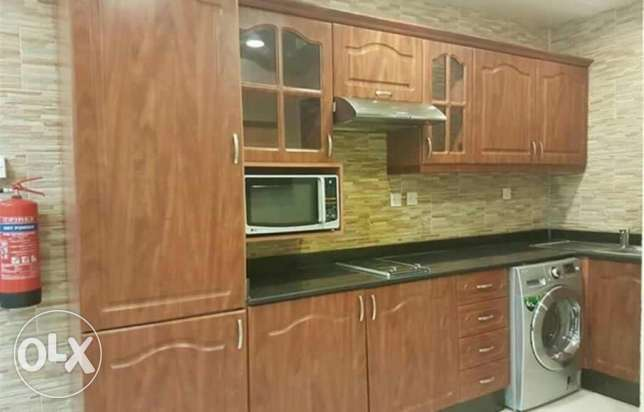 Fully furnished 2 bhk in al MANSOURA