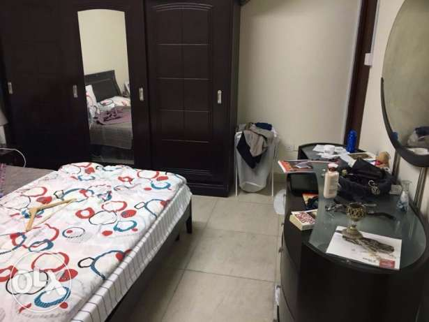 Fully Furnished 2 BHK_Old Airport For Family مطار الدوحة -  1