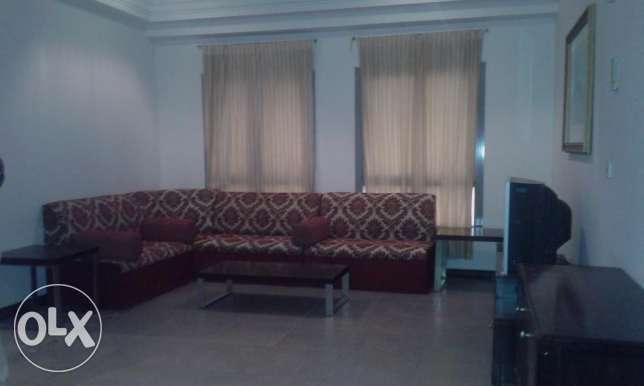 Spacious 1 BHK for rent at Doha Jadeed