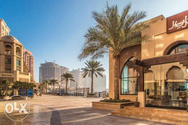 Discounted Rent Price ! At The Pearl Qatar الؤلؤة -قطر -  1