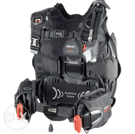 mares scuba diving equipment(BRAND NEW)