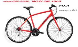 BRAND NEW Fuji Absolute 2.1 top Quality Hybrid