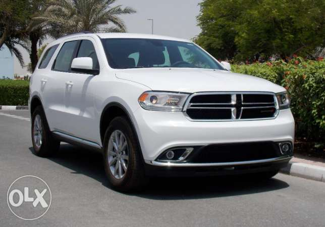 Brand New 2016 Dodge Durango SXT 3.6L V6 AWD White Color