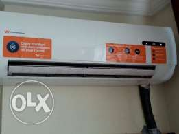 Split Air Conditioner; 1.5 Tons; White Westinghouse; USA Brand