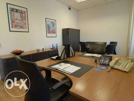 Furnished Office, C.R. Approved