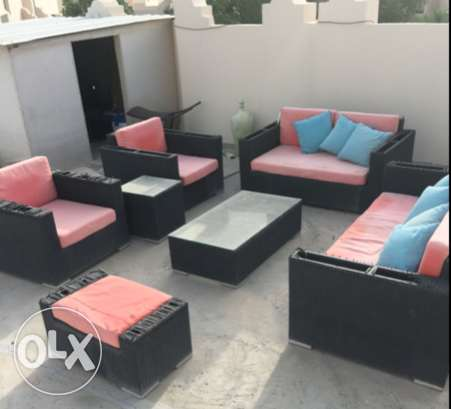 Usable outdoor furniture