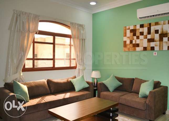 1BR-2BR-3BR Furnished Apartment أم صلال -  1