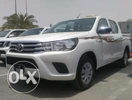 Brand NEW TOYOTA - HILUX 2.0 CC MODEL - 2016