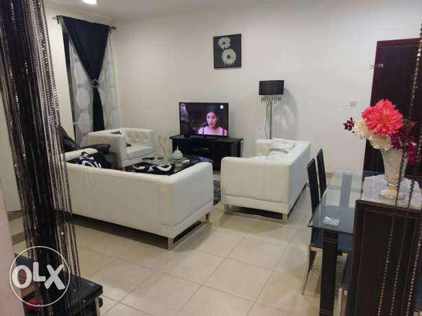 Apartment in Al Sadd near Royal Plaza 3000 QAR