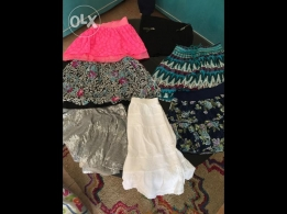 skirts Like new for sale size 10-12 years