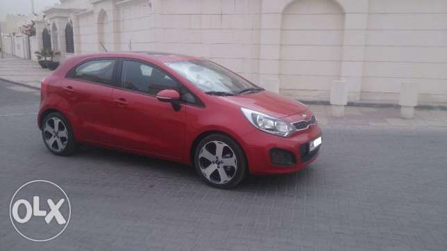 Kia Rio 2015 as new,full option