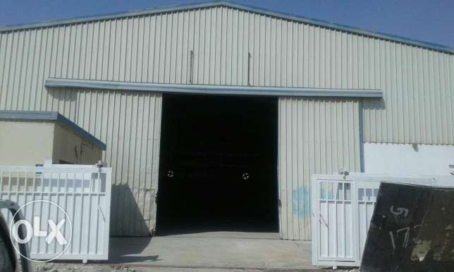 For rent garage size 1500mq