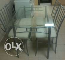 Dining table from home centre