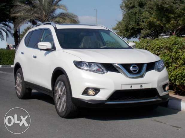 2017 # Nissan X-Trail # 2.5 SL#7 Seaters # GCC #
