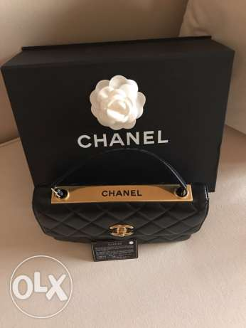 Authentic pre owned Chanel collector