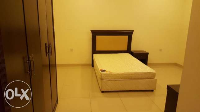 Semi furnished studio near land mark mall. Tawar mall. Green qatar