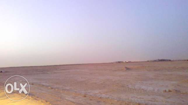 Land for rent - Doha industrial area