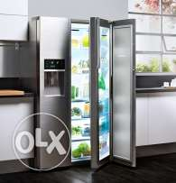 Refrigerators - Freezers and washing machine repair shop