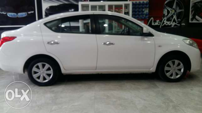 Nissan sunny 2014 low mileage 28000 km only
