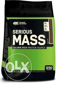 Serious Mass High Protein And Weight Gainer