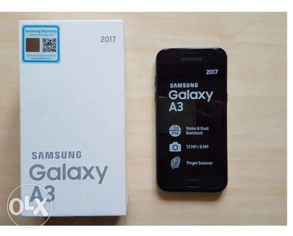 Samsung A3 2017 under warranty