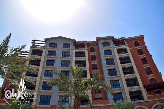 FREE 2 MONTHS - Semi-furnished Studio Apt in Medina Centrale