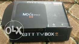 Ott tv box android tv box