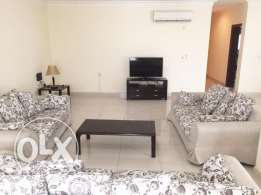 Fully-Furnished 2-Bedroom Rent in Al Mansoura
