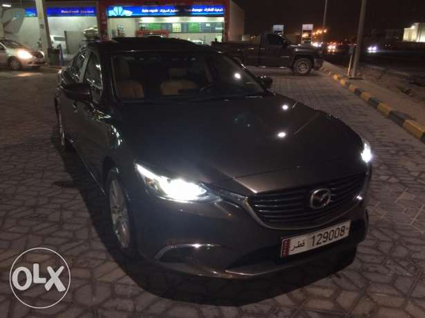 Mazda 6. Model 2016 2.0 L Fully Loaded