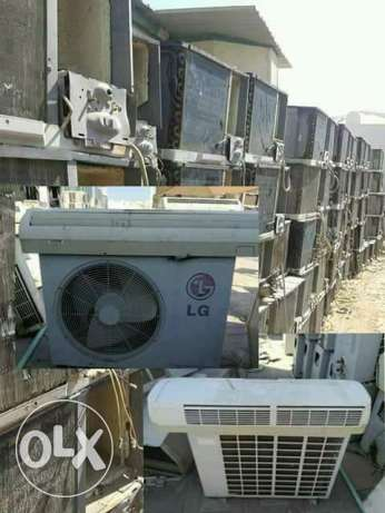 ac sale.not working all ac buyinggllllll