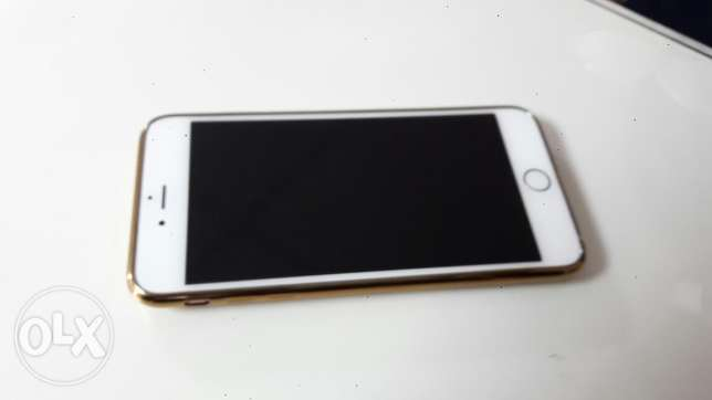 Iphone 6s plus rose Gold 64GB rearly used