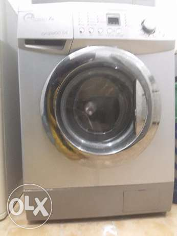 Daewoo front load 7kg automatic washing machine for sale