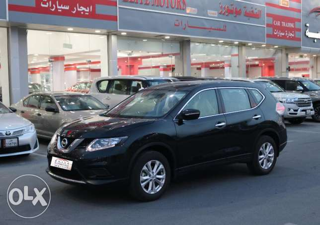 Nissan - X TRAIL 4X2 - 2.5 L - Black